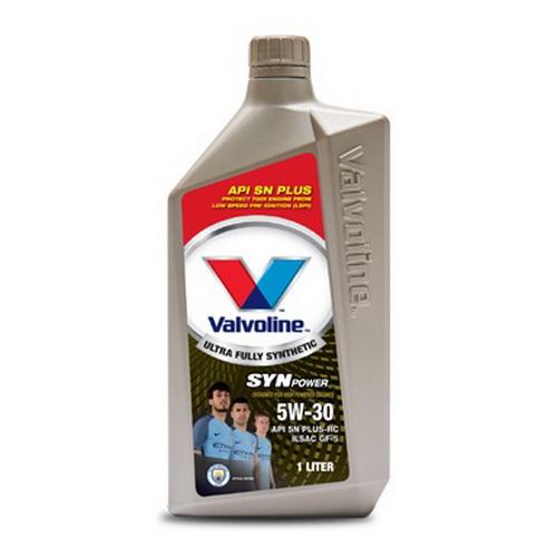 น้ำมันเครื่อง VALVOLINE SYNPOWER SAE 5W-30 1L