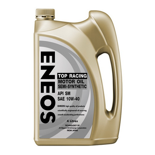 ENEOS TOP RACING SAE 10W-40 4L