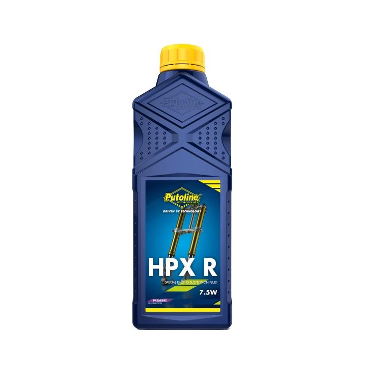 HPX R FORK OIL 7.5W  1L