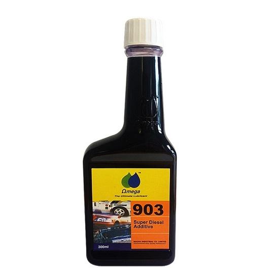 Omega 903 หัวเชื้อน้ำมันดีเซล