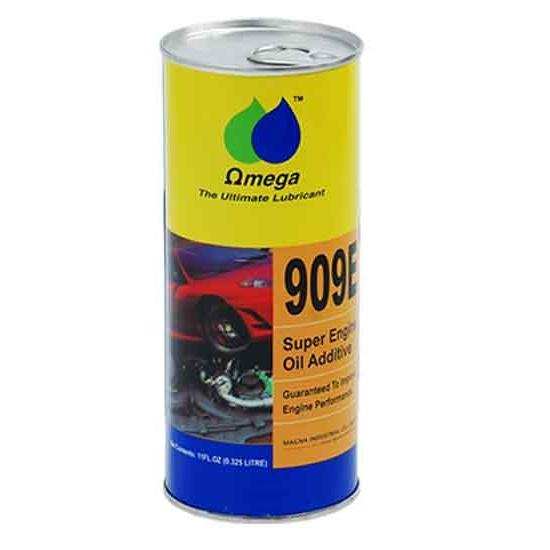 Omega 909E สารเคลือบเครื่องและยืดอายุของน้ำมันเครื่อง