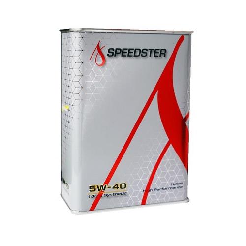 น้ำมันเครื่อง Speedster Racing Motor Oil 5W-40 1L