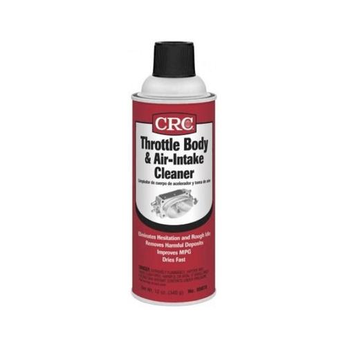 CRC สเปรย์ล้างระบบไอดี ไอเสียของหัวฉีด ขนาด 340 กรัม