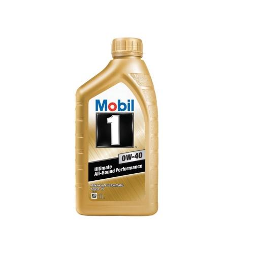 โมบิล 1 0W-40  1 ลิตร