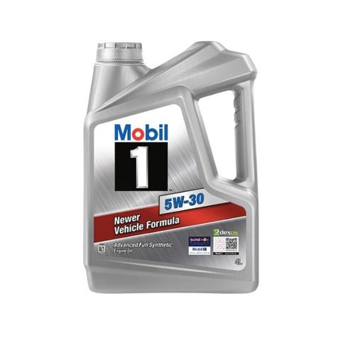 โมบิล 5W-30 ขนาด 4 ลิตร