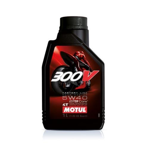 โมตุล 300V 4T FACTORY LINE 5W-40 1L