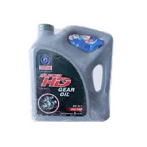 เทรน น้ำมันเกียร์เบอร์ 140 GL1 ขนาด 5 ลิตร