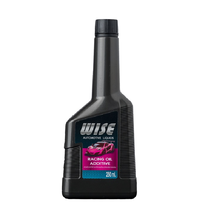 WISE RACING OIL ADDITIVE 250 ml.