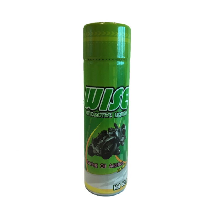 WISE RACING OIL ADDITIVE FOR BIKE 50 ml.