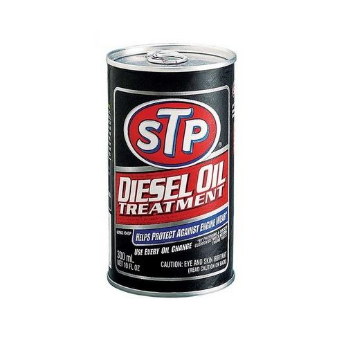STP หัวเชื้อน้ำมันเครื่องดีเซล
