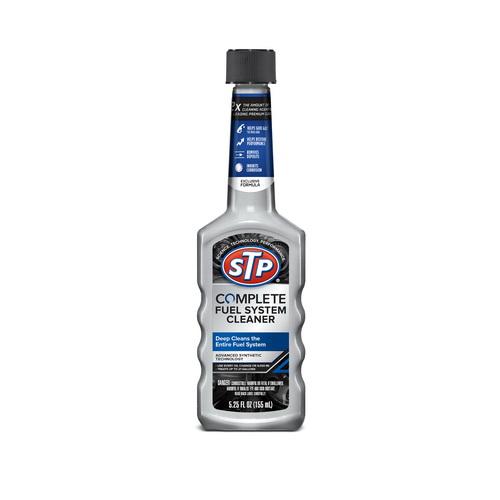 STP น้ำยาล้างระบบน้ำมันเชื่อเพลิง
