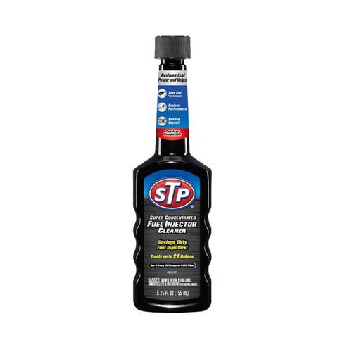 STP น้ำยาล้างหัวฉีด  (ชนิดเข้มข้น) 155ml