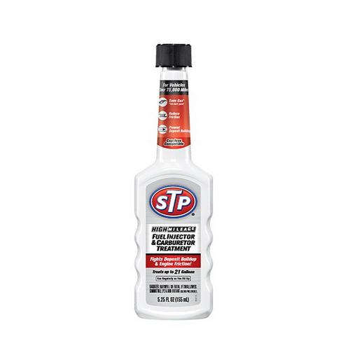 STP น้ำยาบำรุงรักษาหัวฉีก และ คาร์บูเรเตอร์