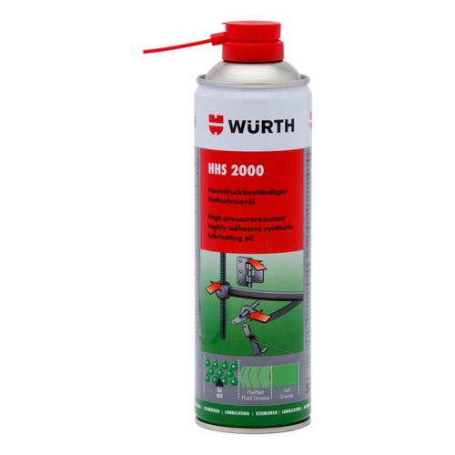 Wurth จารบีใส HHS 2000