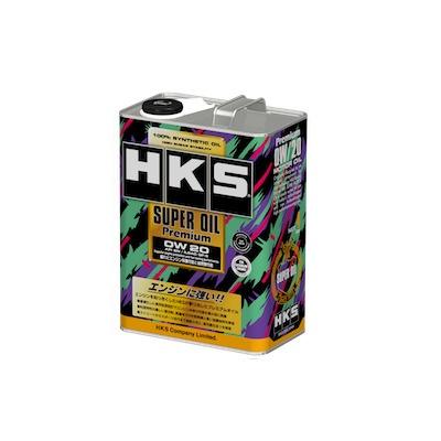 น้ำมันเครื่อง HKS 0W-20 4L