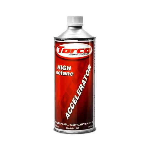 Torco Accelerators เพิ่มค่าอ๊อกเทนสำหรับรถเบนซิน