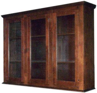 ตู้กระจก3 บาน (Art-06)