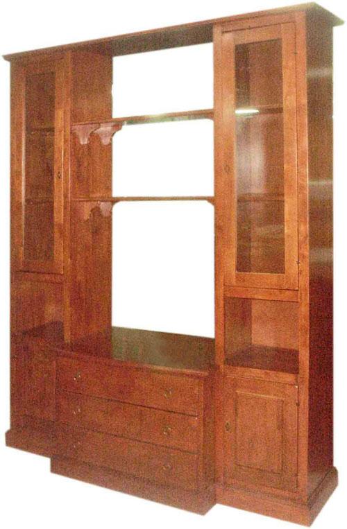 ตู้โชว์/ตู้เก็บหนังสือ (Libraly-1)