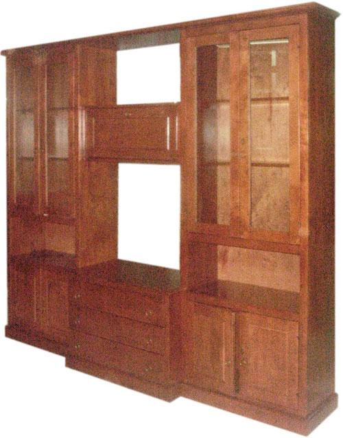 ตู้โชว์/ตู้เก็บหนังสือ (Libraly-3)