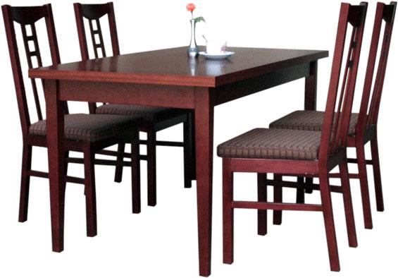 โต๊ะรับประทานอาหาร PTB-206