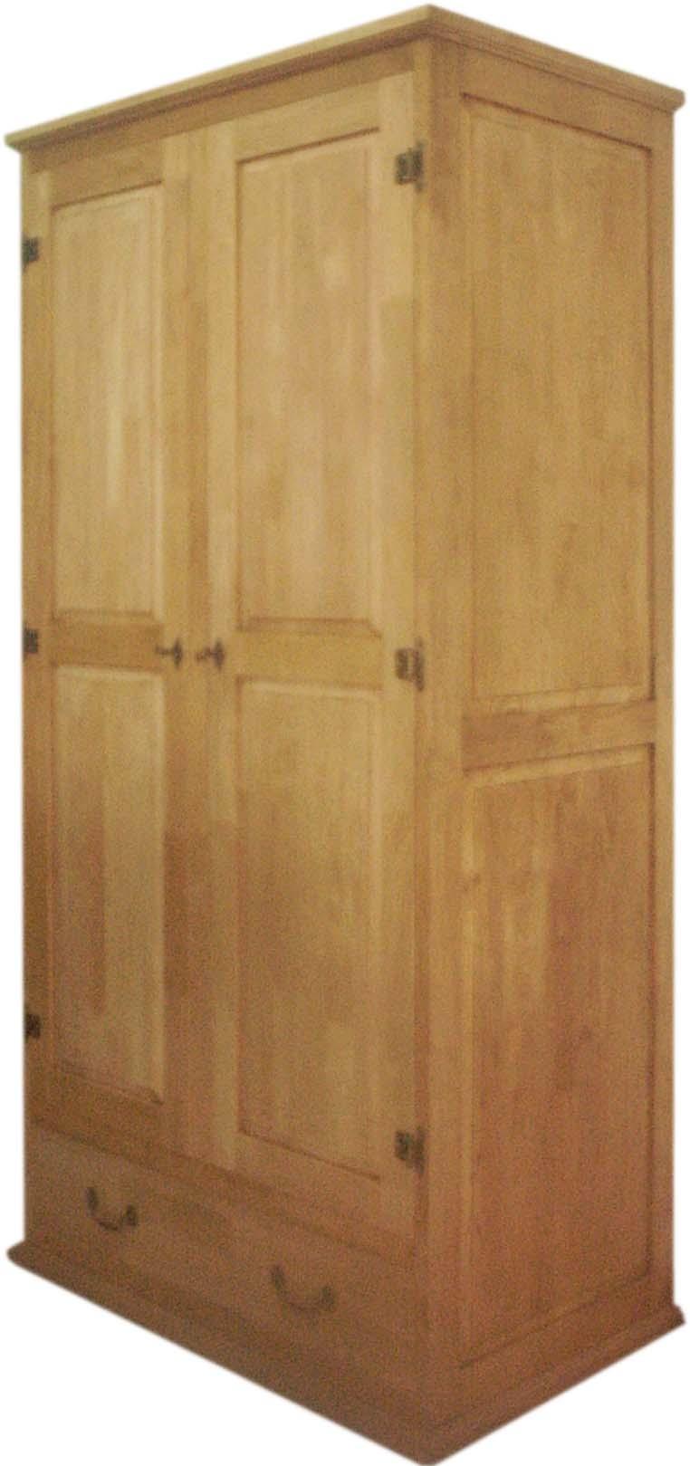 ตู้เก็บเสื้อผ้า2บาน (Pcb-201)