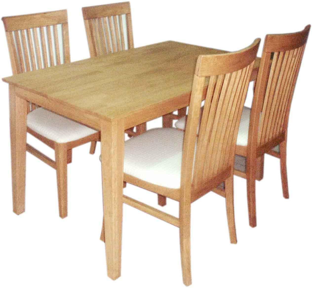 ชุดโต๊ะเก้าอี้รับประทานอาหาร (Pch-208)