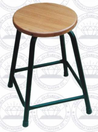 PCH-001-B9 เก้าอี้กลมประกอบโต๊ะปฎิบัติการ