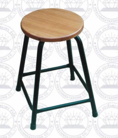 PCH-002-B9 เก้าอี้กลมประกอบโต๊ะปฎิบัติการ