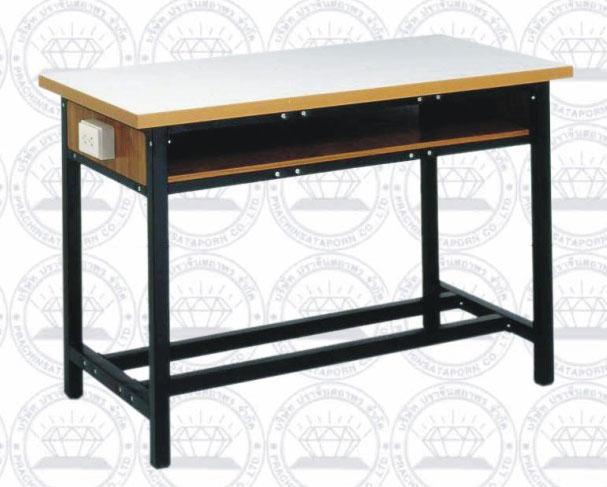 PTB-006-B8 โต๊ะปฎิบัติการวิทยาศาสตร์