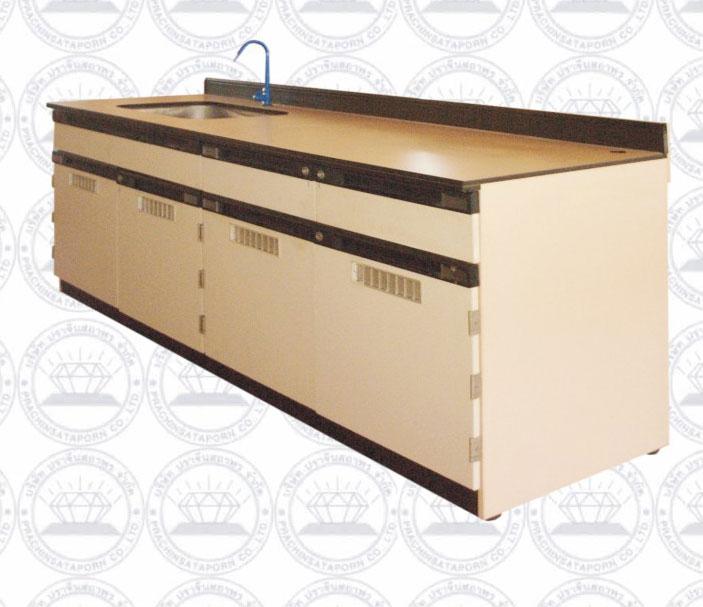 PTB-009-SO3 โต๊ะสาธิตเคมี