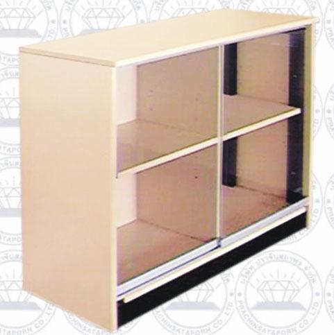 PCB-013-S12 ตู้กระจกเก็บอุปกรณ์