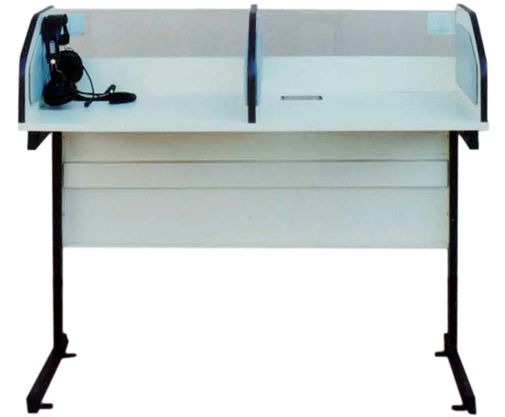 โต๊ะคูหาสำหรับผู้เรียน (ไม้ปาร์ติเกิล บุพรม)