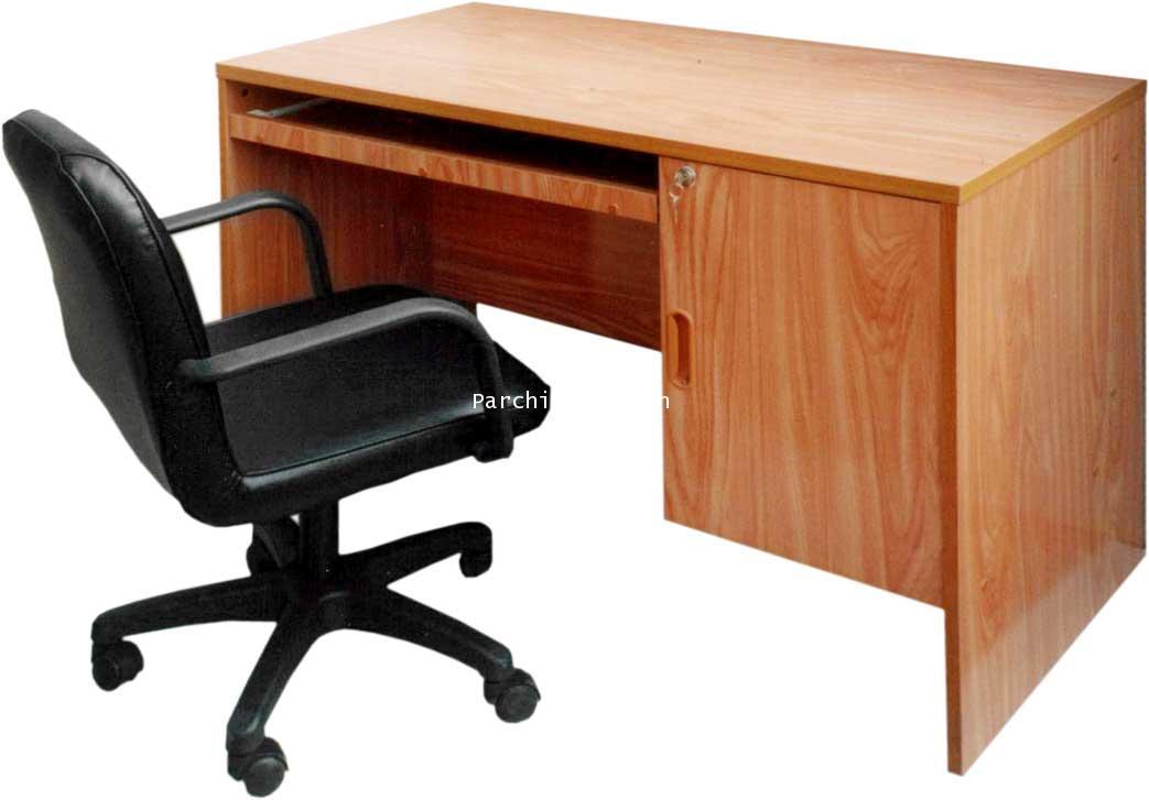 B1 โตีะปฎิบัติการครูอเนกประสงค์พร้อมเก้าอี้