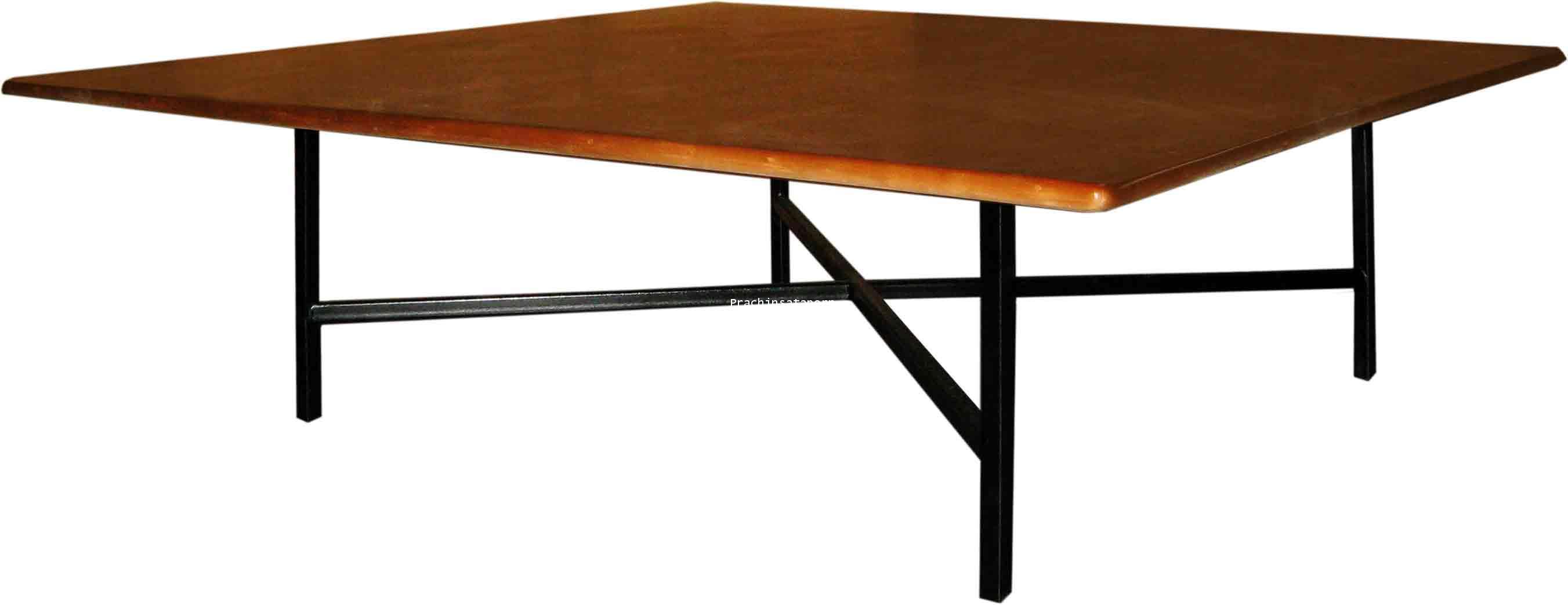 A151 โต๊ะสี่เหลี่ยมทำกิจกรรมแบบนั่งพื้น