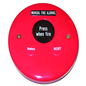 CL-202 MANUAL ALARM WITH RESET