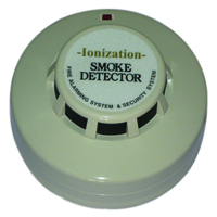 CL-180/I/B IONIZATION SMOKE DETECTOR/LED BLINKING