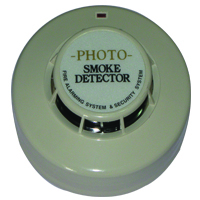 CL-180/B PHOTOELECTRIC SMOKE DETECTOR LED BLINKING