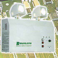 """SL-117S/DH35 \""""ECONLITE\"""" TWIN LAMP SELF-CONTAINED EMERGENCY LIGHTING"""
