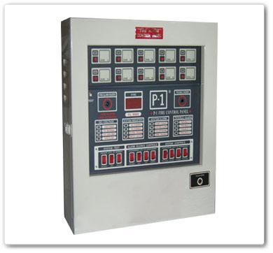 FPE2-10ZONE FIRE ALARM CONTROL PANEL TYPE 9600
