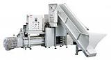 HSM Duo Shredder 5540.2 Paper Shredding and Bailling System
