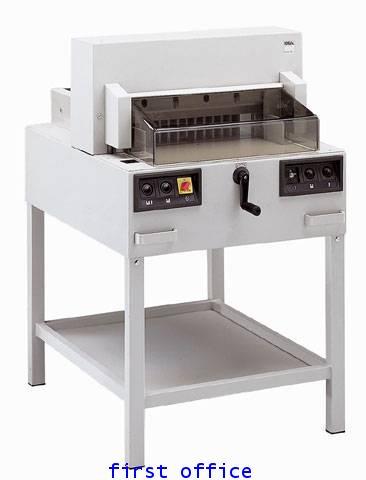 เครื่องตัดกระดาษระบบไฟฟ้ายี่ห้อIDEALรุ่น4850-95(19นิ้ว)