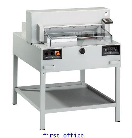 เครื่องตัดกระดาษระบบไฟฟ้ายี่ห้อIDEALรุ่น6550-95EP