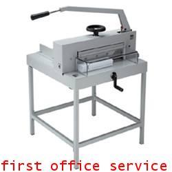 เครื่องตัดกระดาษชนิดมือโยก Ideal รุ่น 4705 (19นิ้ว)