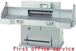 เครื่องตัดกระดาษระบบไฟฟ้ายี่ห้อIDEALรุ่น7228-06LT (29นิ้ว)