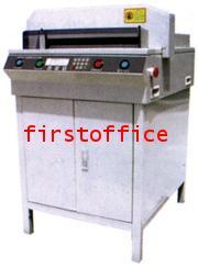 เครื่องตัดกระดาษไฟฟ้า HIC รุ่น 450 V