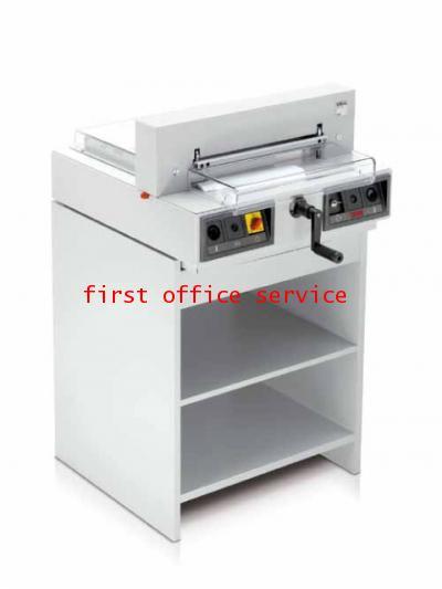 เครื่องตัดกระดาษระบบไฟฟ้ายี่ห้อIDEALรุ่น4350