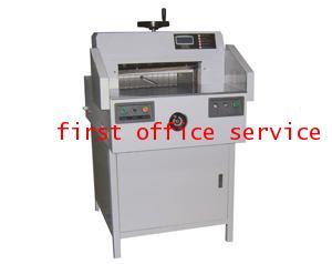 เครื่องตัดกระดาษไฟฟ้า First cut รุ่น 520A