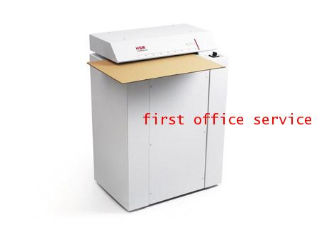 เครื่องปรุกล่องกระดาษ กระดาษแข็ง HSM ProfiPack 425