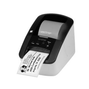 เครื่องพิมพ์ฉลากพิมพ์อักษร บราเดอร์ QL-700