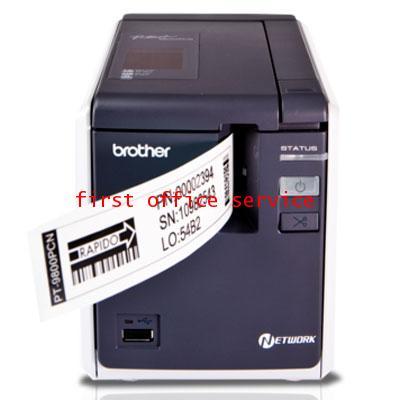 เครื่องพิมพ์ฉลากแบบต่อเชื่อมกับคอมพิวเตอร์บราเดอร์ รุ่นPT-9800PCN